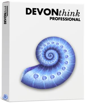 Devonthink Pro Office 2.4 Mac OSX